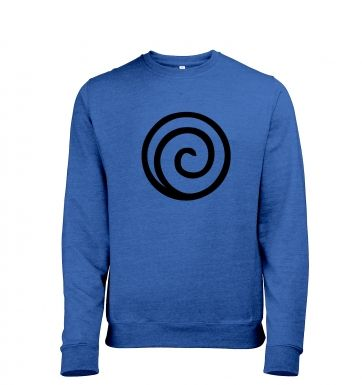 Demon Locking Seal Mens Heather Sweatshirt