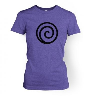 Demon Locking Seal women's t-shirt