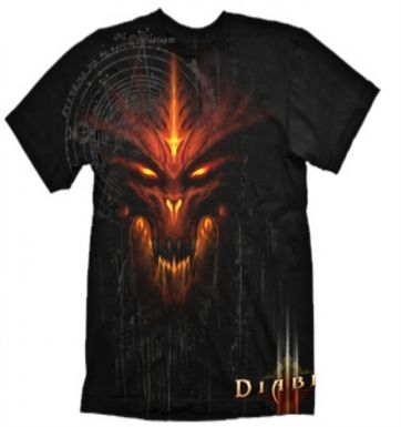 Diablo III Special Edition t-shirt - OFFICIAL
