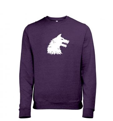 Dire Wolf heather sweatshirt