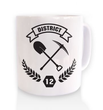 District 12 mug