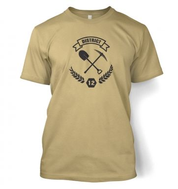 District 12 t-shirt