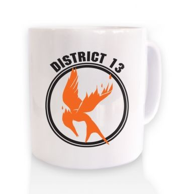 District 13 mug