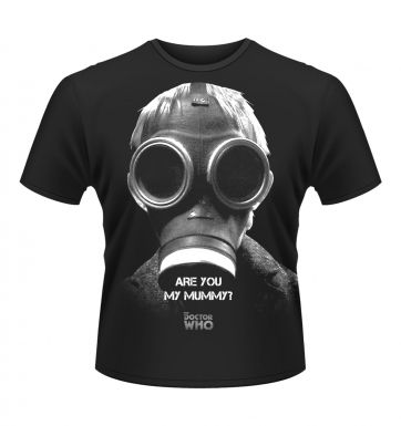 Doctor Who Are You My Mummy t-shirt - OFFICIAL