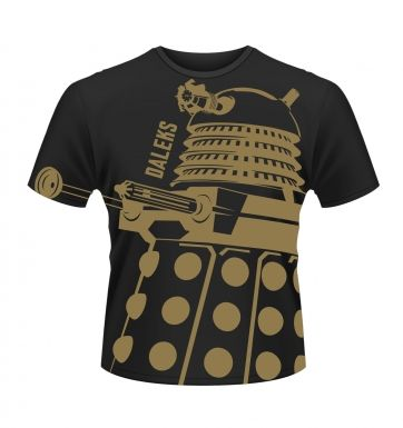 Doctor Who Dalek All Over t-shirt - OFFICIAL
