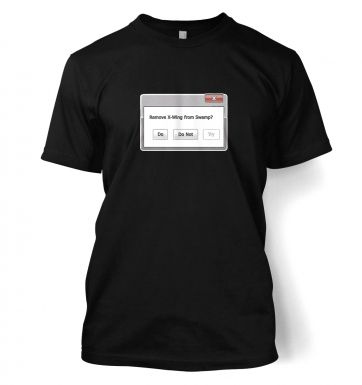 Do Or Do Not There Is No Try t-shirt