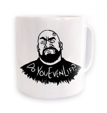 Do You Even Lift Bro? mug