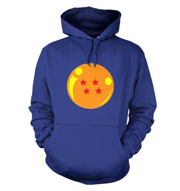 4Star Dragon Ball hoodie