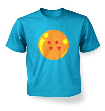 4Star Dragon Ball  kids t-shirt