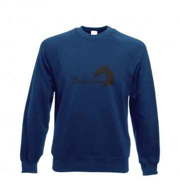 Dragonborn sweatshirt