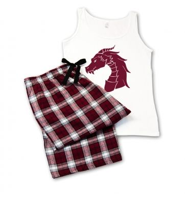 Dragonborn ladies' pyjamas