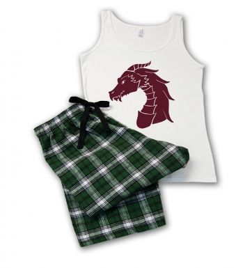 Dragonborn ladies pyjamas (womens)