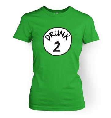 Drunk 2 women's t-shirt