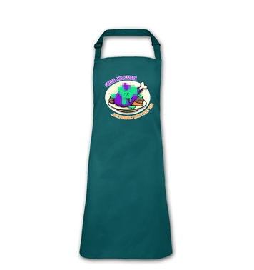 Dubious Food adult apron