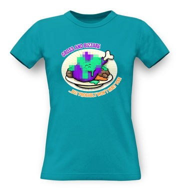 Dubious Food classic women's t-shirt