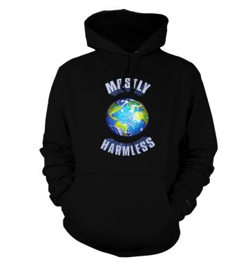 Earth Mostly Harmless hoodie