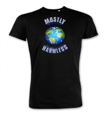 Earth Mostly Harmless  premium t-shirt