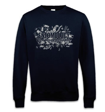 Entomology sweatshirt