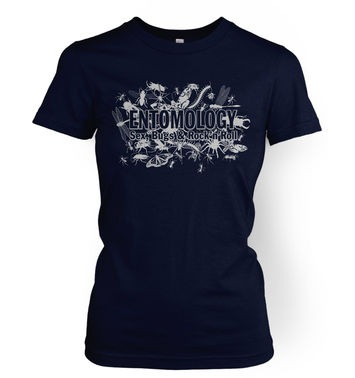 Entomology women's t-shirt