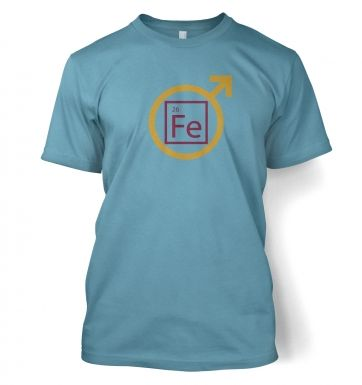 Fe Man men's t-shirt