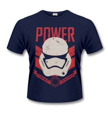 First Order Stormtrooper Power t-shirt