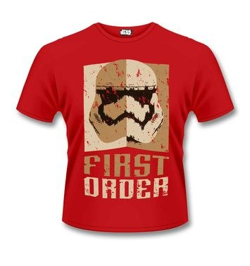 First Order Stormtrooper t-shirt