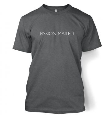 FISSION MAILED  t-shirt