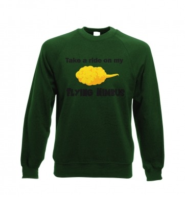 Flying Nimbus sweatshirt
