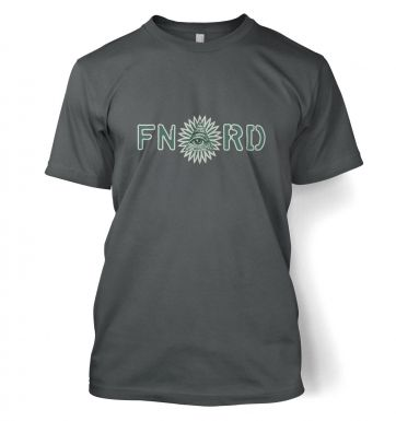 Fnord (illuminati eye)  t-shirt