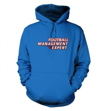 Football Management Expert hoodie