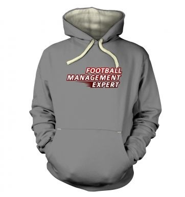 Football Management Expert  hoodie (premium)