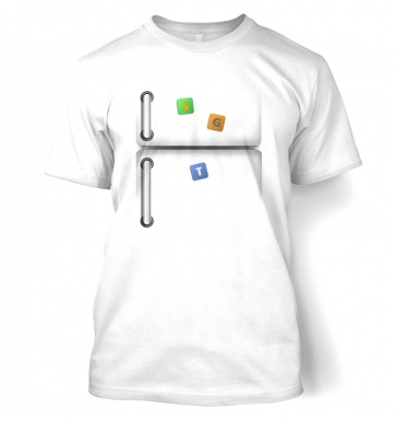 Fridge Freezer Costume t-shirt
