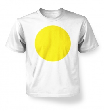 Fried Egg Costume kids' t-shirt