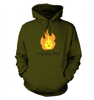 Friendly Fire hoodie