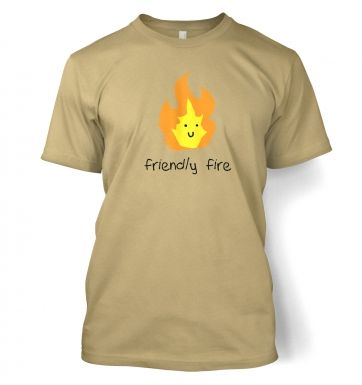 Friendly Fire men's t-shirt