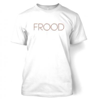 Frood  t-shirt