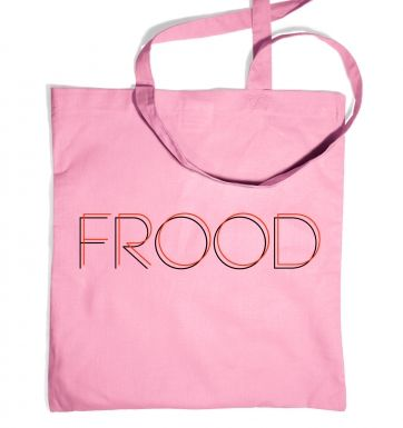 Frood tote bag
