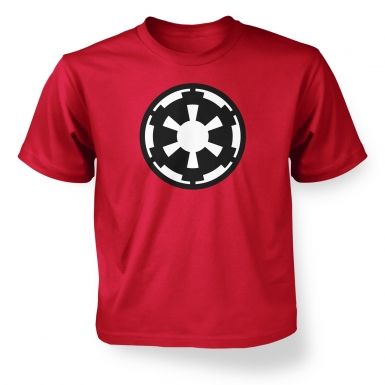 Galactic Empire Flag kids' t-shirt