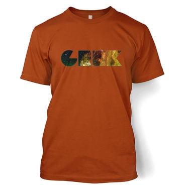 Galaxy Geek t-shirt