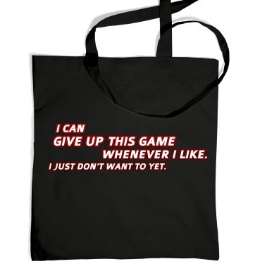 Game addict tote bag