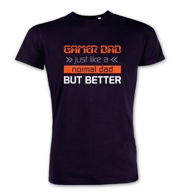 Gamer Dad premium t-shirt
