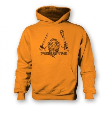 Gandalf you shall not pass  kids hoodie