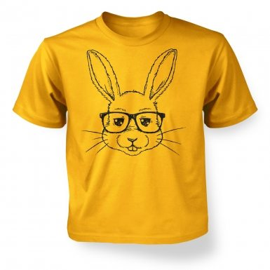 Geek Bunny kids' t-shirt