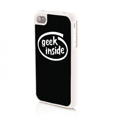 Geek Inside - iPhone 4/4s case