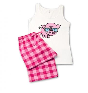 Geek Pig Ladies' Pyjamas
