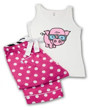 Geek Pig pyjamas (womens)