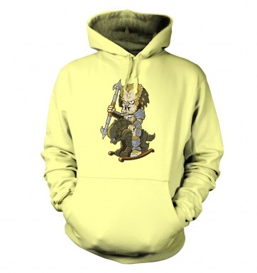 Get To The Rocka hoodie