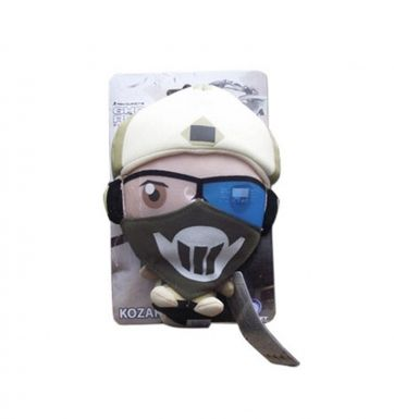 Ghost Recon Kozak Medium Plush keyring
