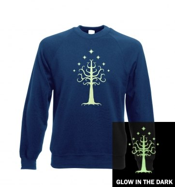 Glowing Tree of Gondor  sweatshirt