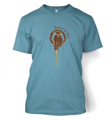 Gold Hand of the King t-shirt